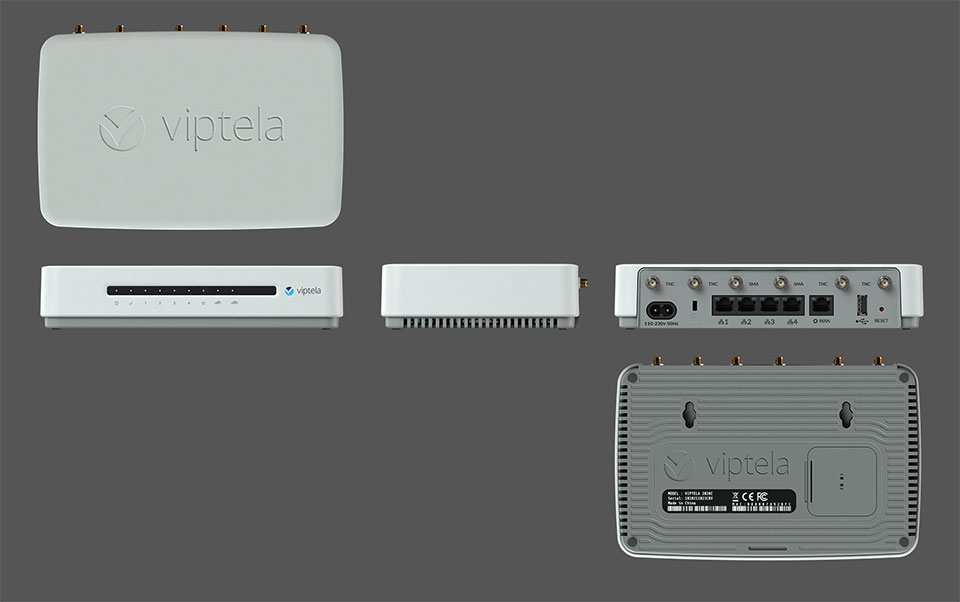 Case Study Viptela Vedge Routers Empoise Design Studios